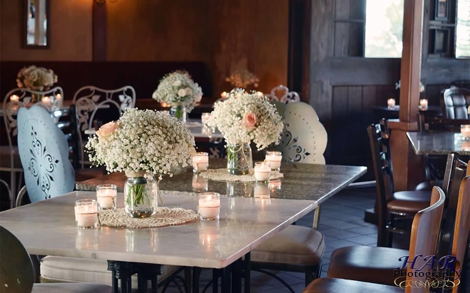 ideas para decorar una boda vintage | decoración vintage romántico