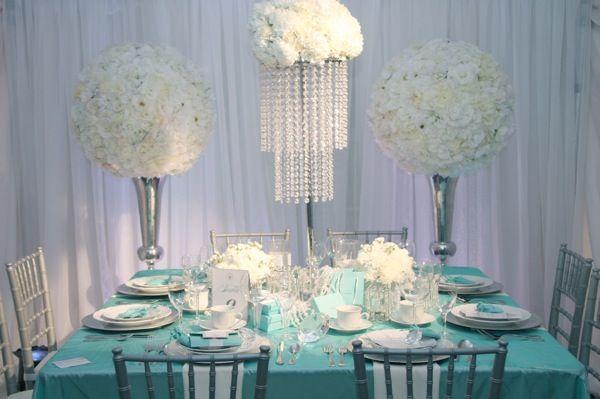 boda azul tiffany