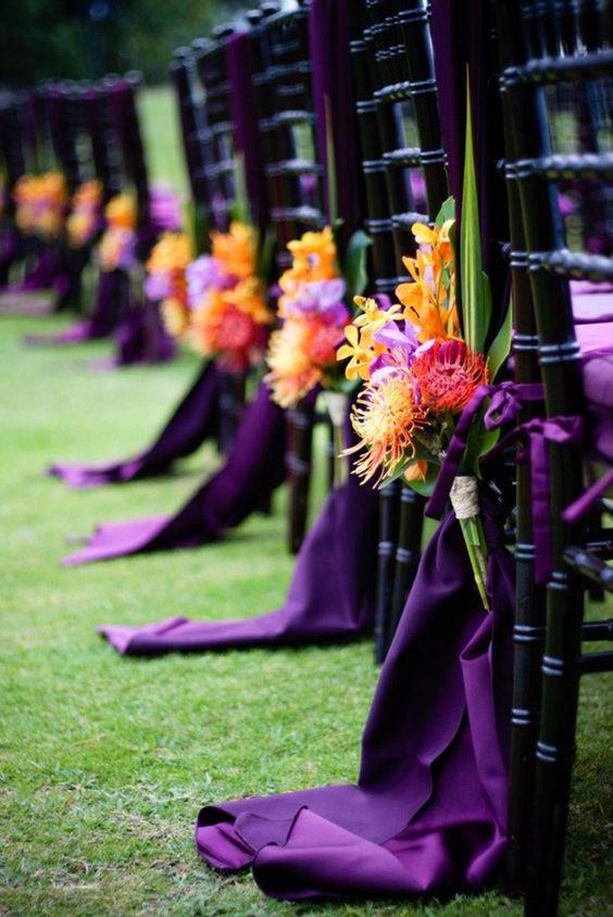 Magnífico Diseños De Uñas Boda Púrpura Imagen - Ideas Para Esmaltes ...