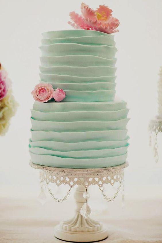 boda color turquesa