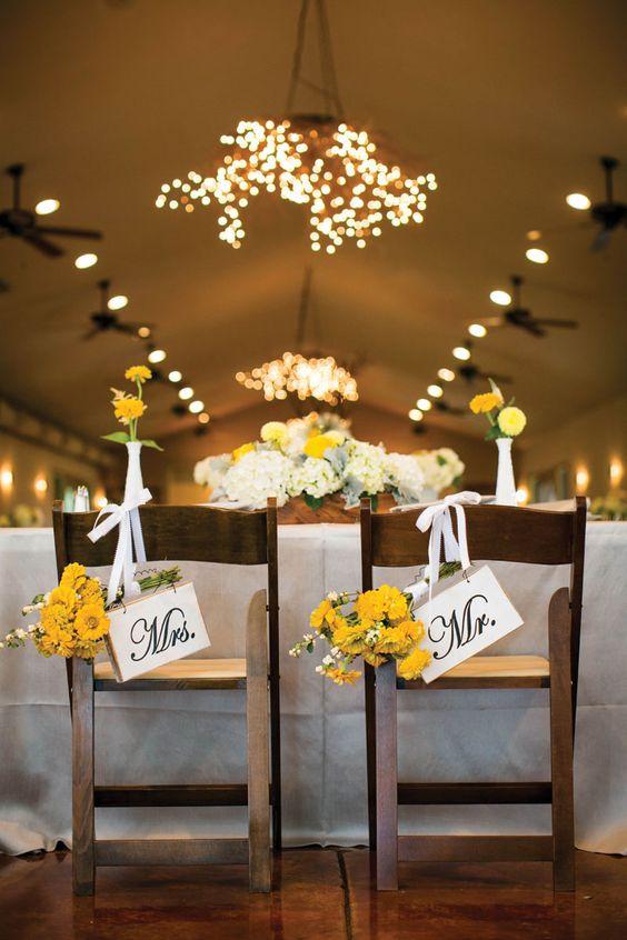 silla avant garde para bodas