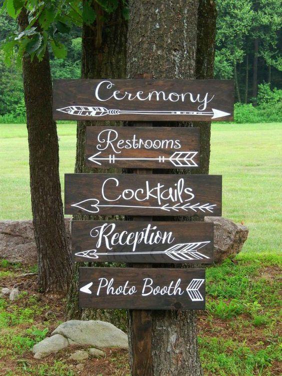 letreros bodas pr