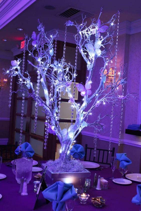 luces led para bodas | iluminacion de colores para decorar