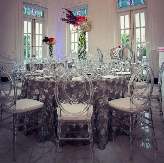 Tipos de sillas para bodas silla tiffany for Sillas para habitacion matrimonio