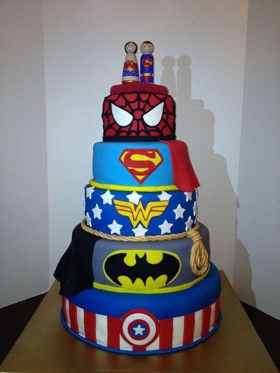 boda super heroes