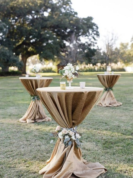 cocktail de bienvenida para bodas