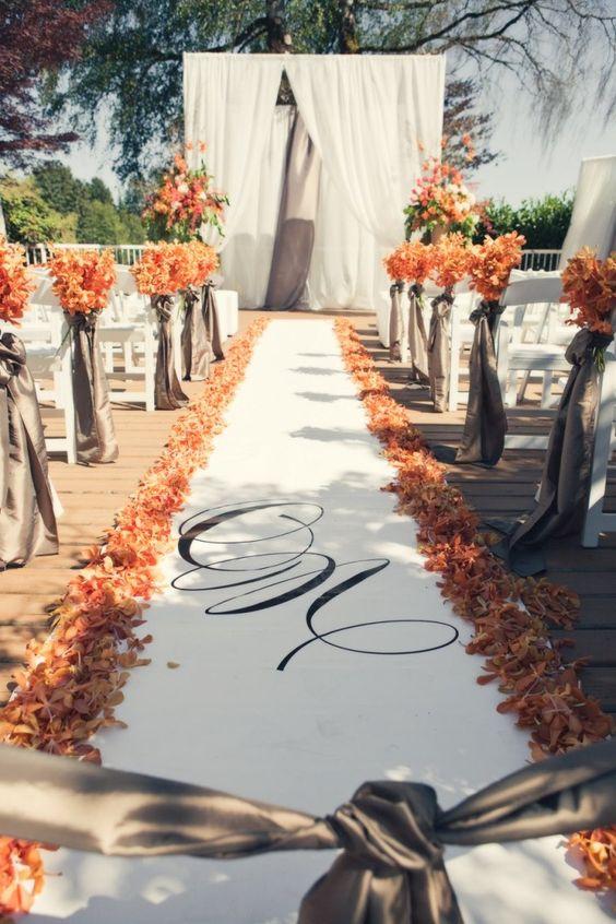 boda tematica otoñal