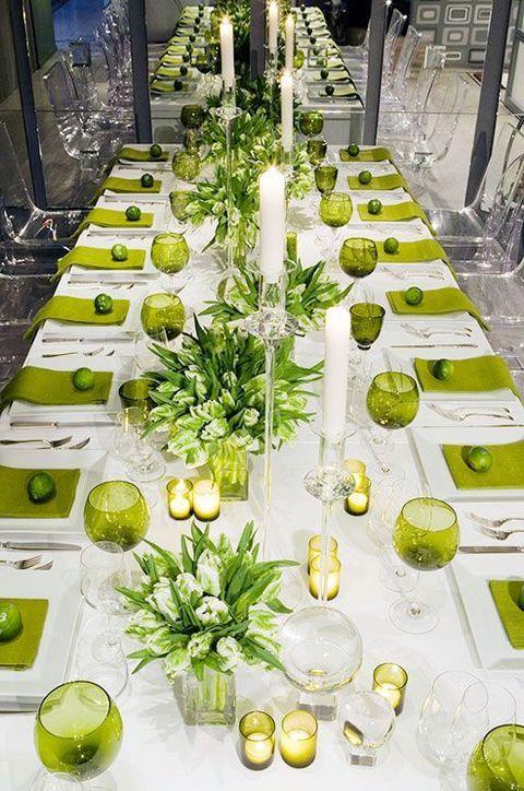 Greenery Color del año 2017 para Bodas