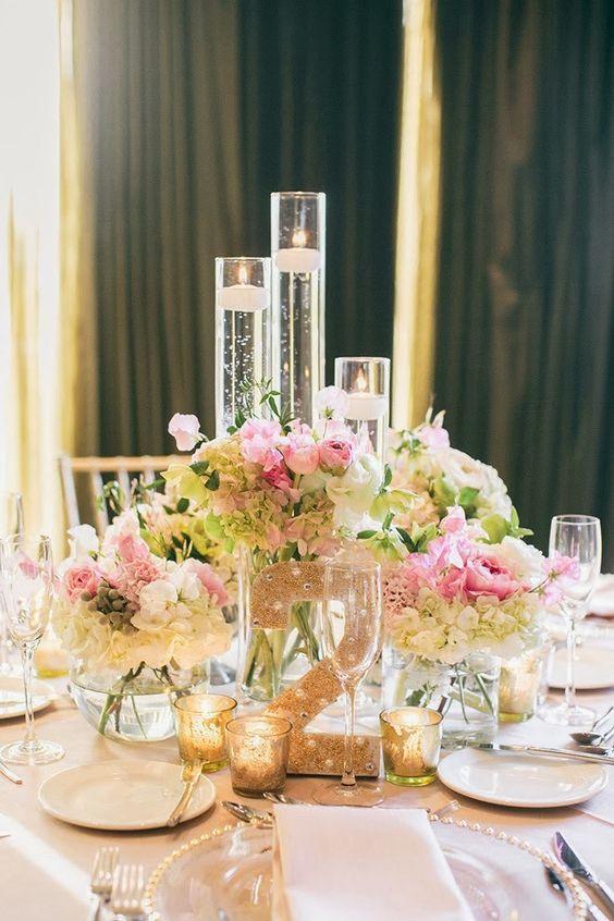 Increbles centros de mesa para tu boda En Boda PR