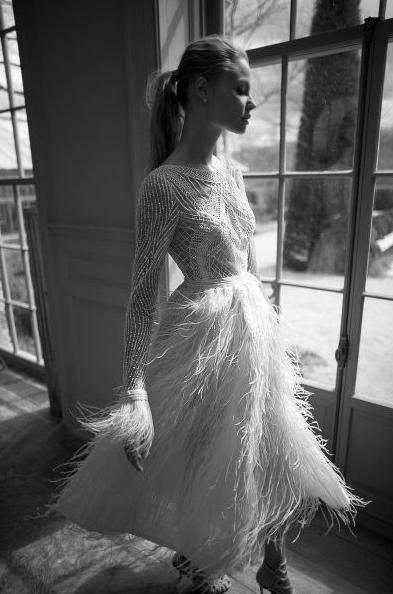 Vestidos de novia originales 2017