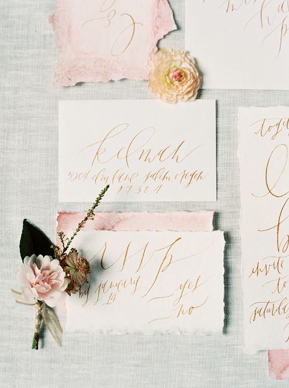 invitaciones para una boda en san valentín