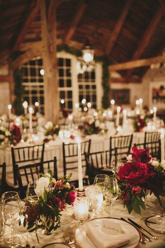 boda temática Navideña