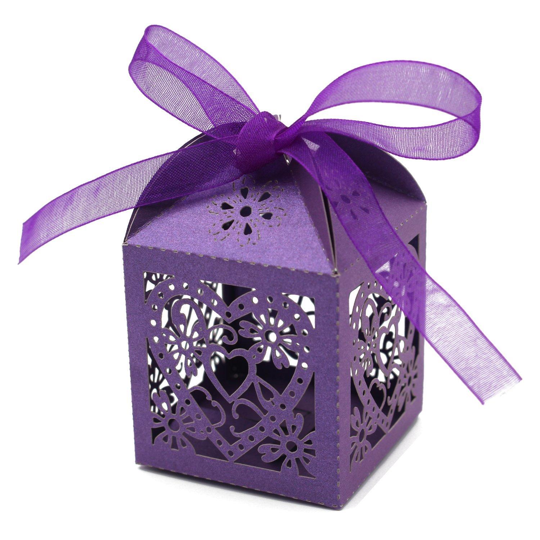 Espectaculares ramos de novia color violeta | En Boda PR
