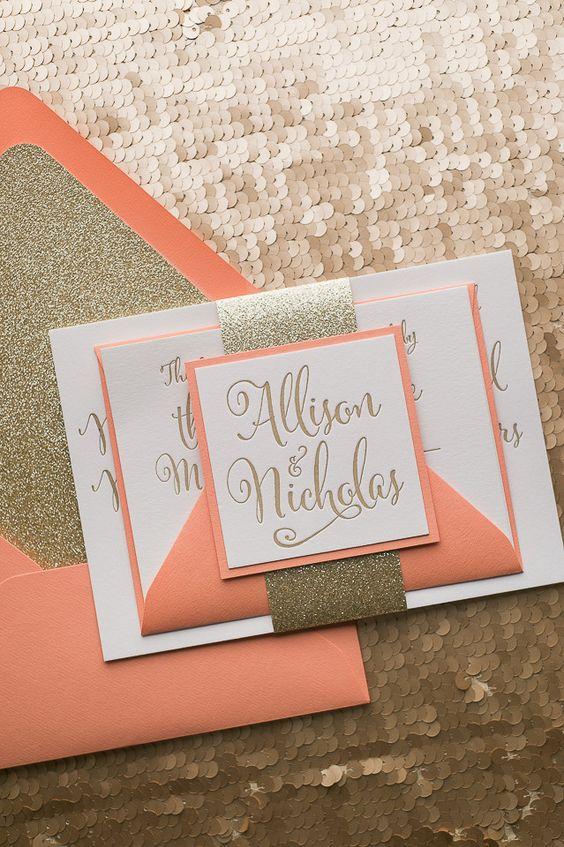 tendencias en invitaciones de boda