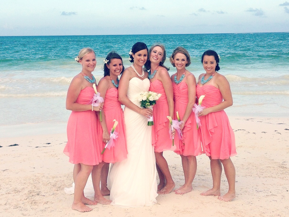 boda coral