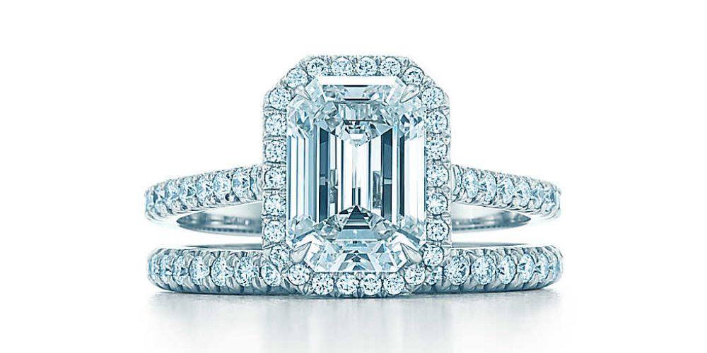 Anillos de compromiso Tiffany & Co