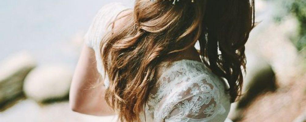 Peinados Boho Chic para Novias
