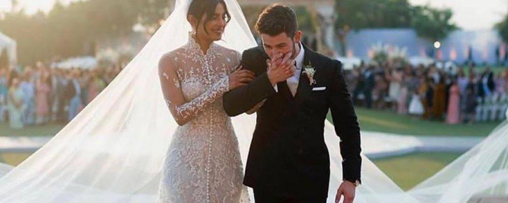 La mágica boda de Priyanka Chopra y Nick Jonas