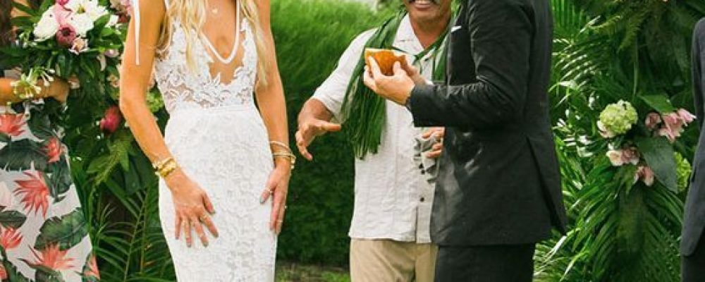 Ideas organizar una boda estilo Tropical Glam