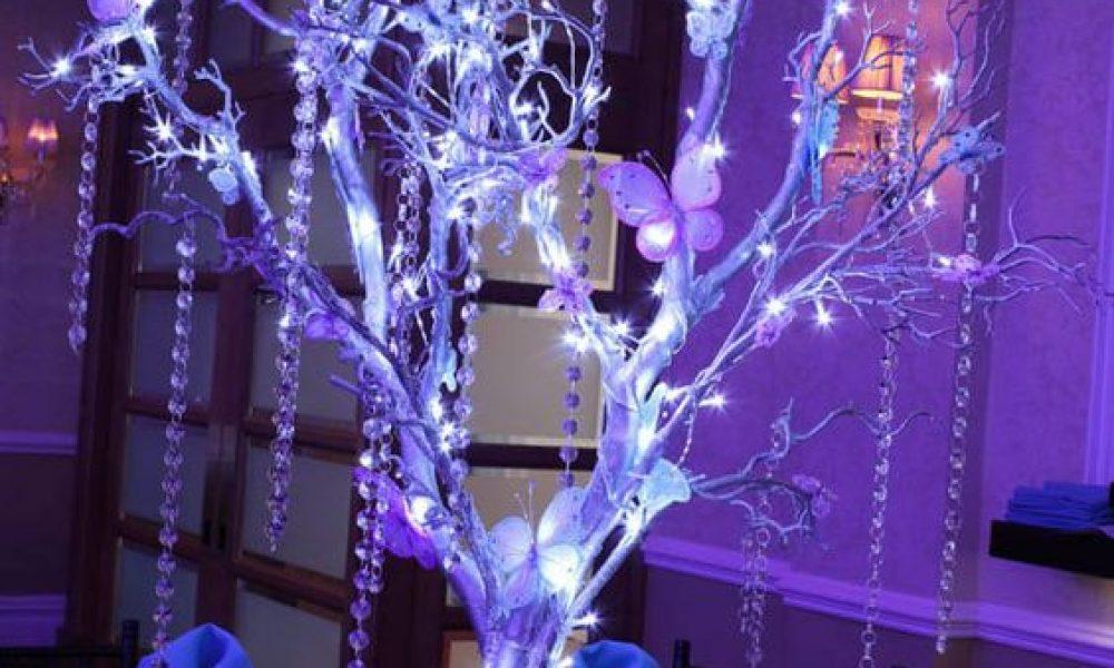 iluminacion led para bodas