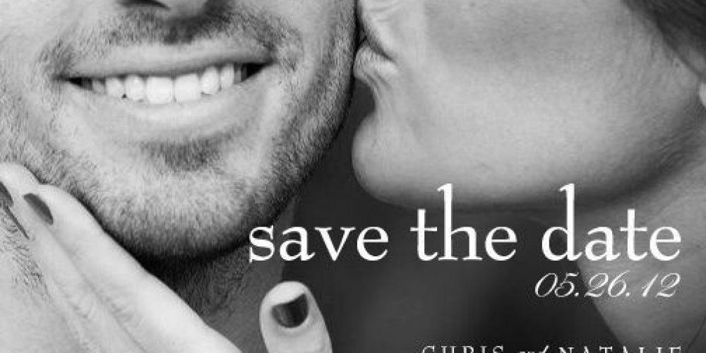 Ideas para el Save the Date