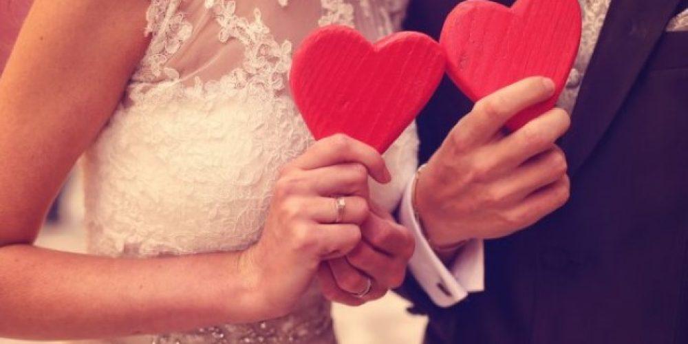 Bodas en febrero mes del amor: las mejores ideas