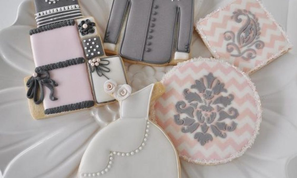 galletas recoratorios de bodas