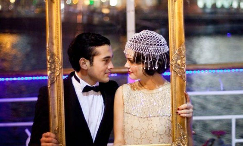 boda tematica gatsby