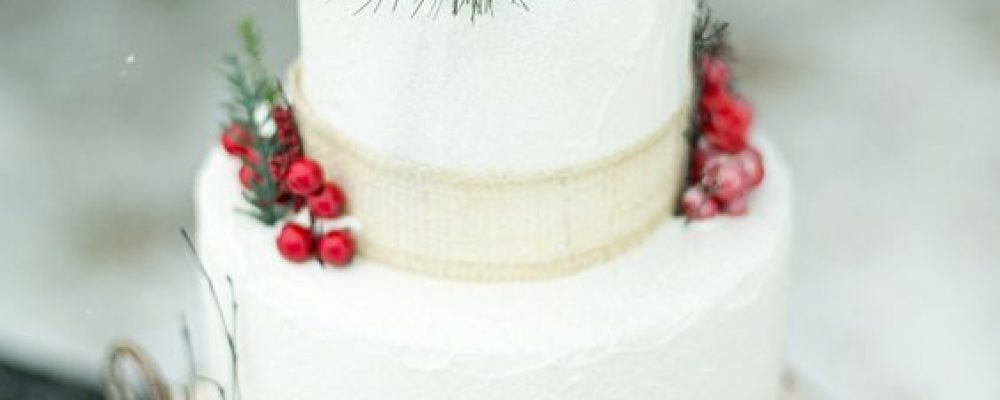 Delicados Bizcochos para tu boda en Navidad
