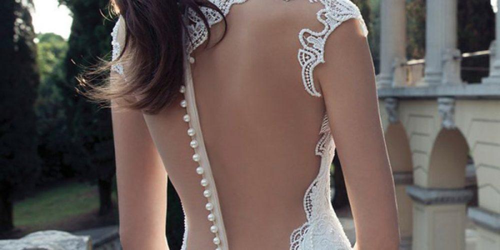 Vestidos de novia sexys y elegantes