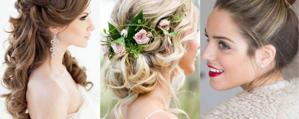 Peinados de verano para bodas en la playa