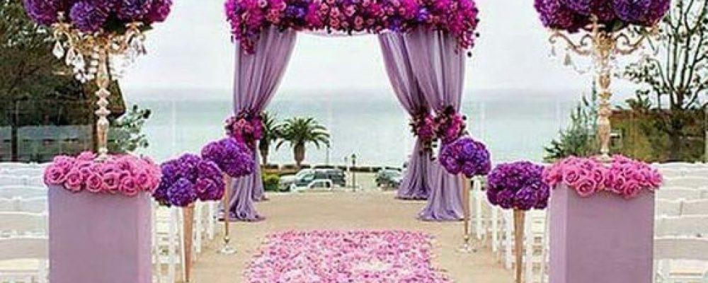 Ideas para decorar el pasillo de la ceremonia