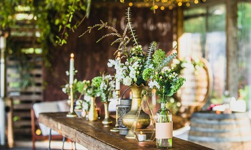 Cómo preparar una boda tipo cocktail