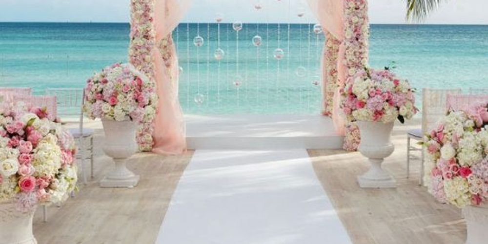 Ideas para decorar una Boda en la Playa