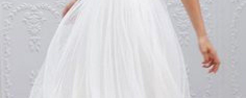 Vestidos de novia para una boda en la playa