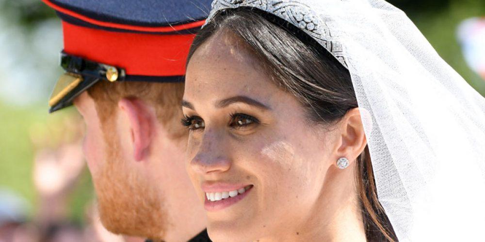 El maquillaje natural de Meghan Markle para la boda real