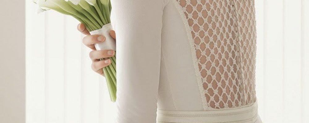 Vestidos de Novia Invernales: apuesta por las mangas