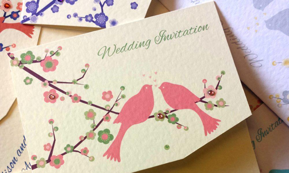 Boda Temática Love Birds, ¡inspírate!