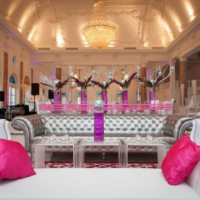 Salas Lounge para Bodas