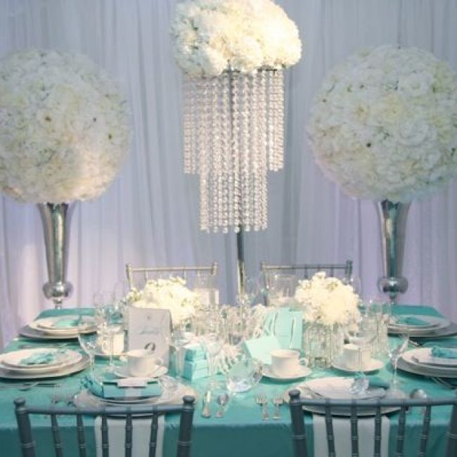 Una Boda Tiffany Blue