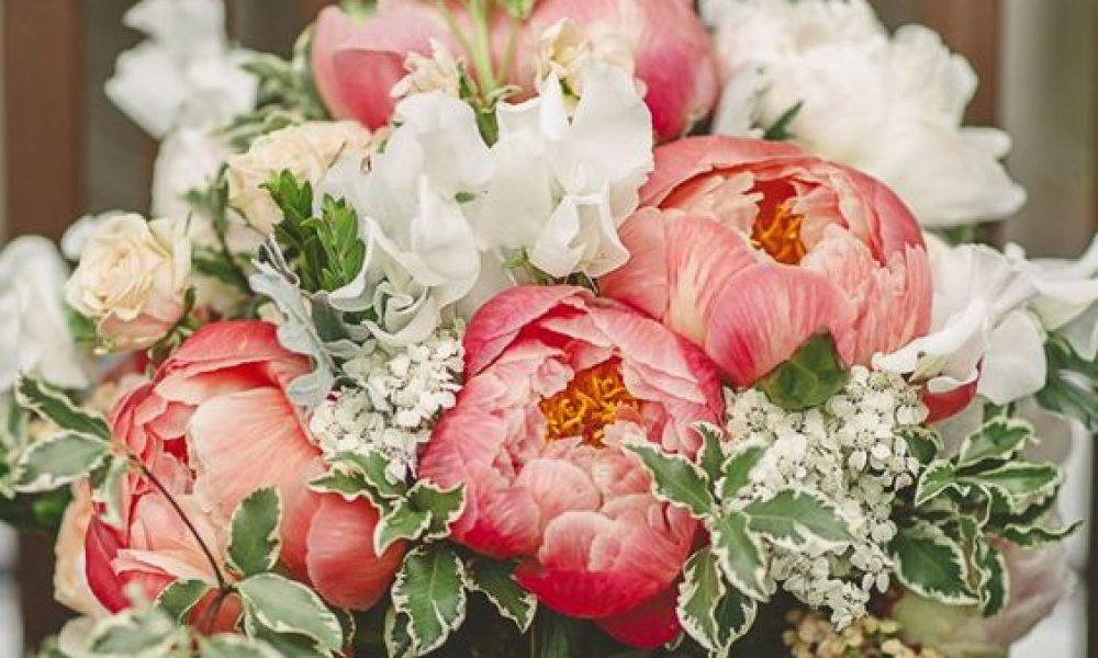 Living Coral: el color Pantone 2019 para bodas