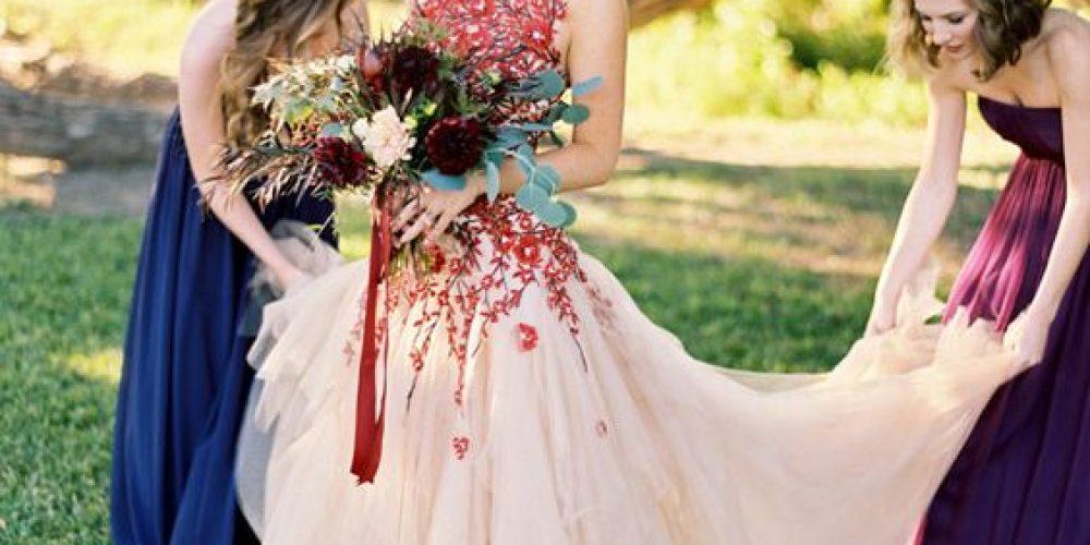 Vestidos de novia para la Primavera