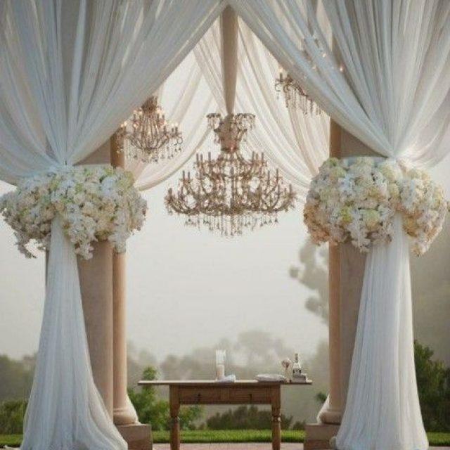 Arcos para ceremonia de bodas : ¡Ideas fantásticas!