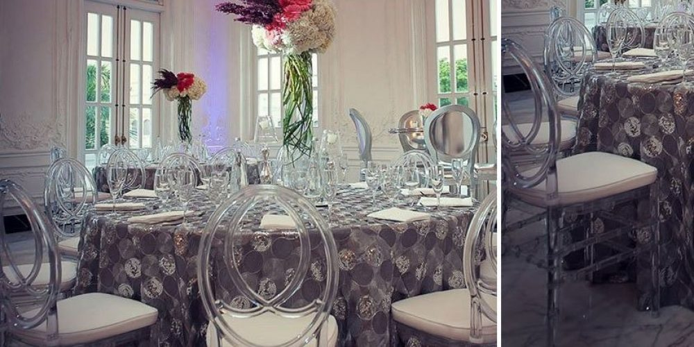 Ideas para una boda color gris