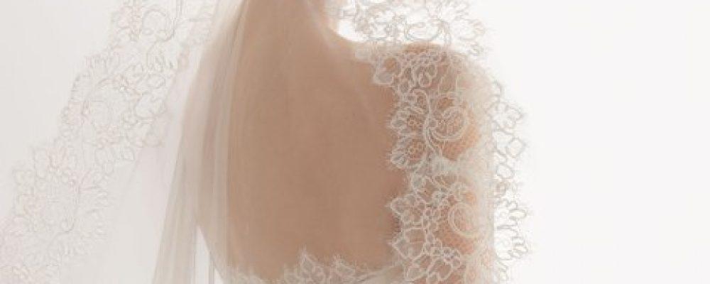 Cómo escoger el velo de novia