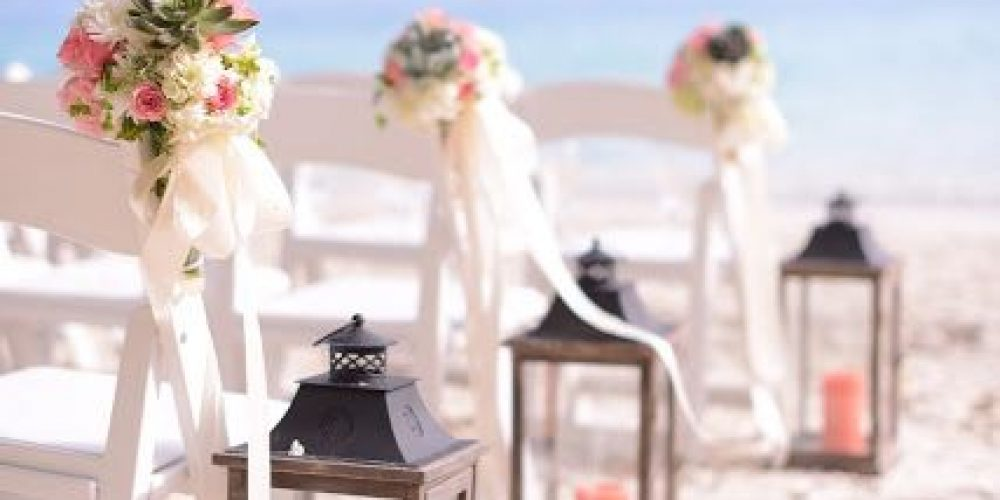 Cómo decorar una boda en la Playa