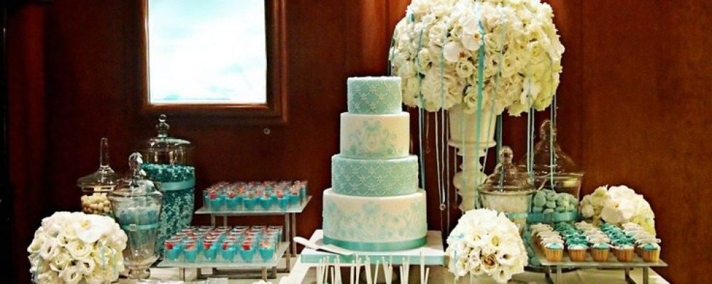 Boda Temática Tiffany & Co