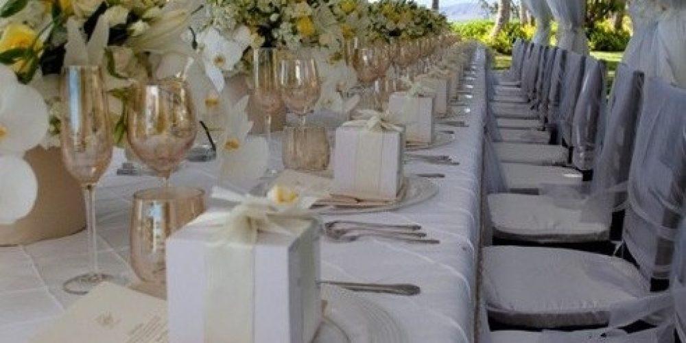 Como organizar una boda económica