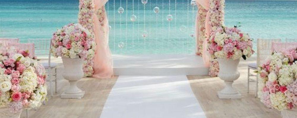 Ideas para decorar una Boda en la Playa