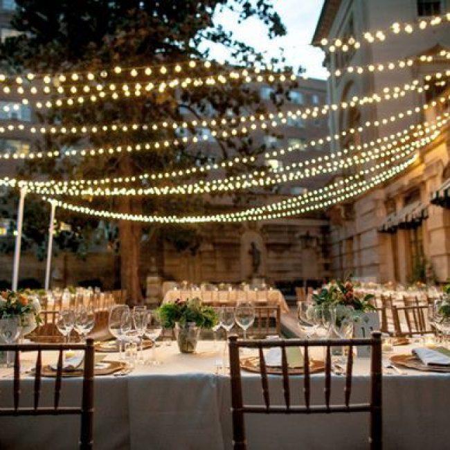 5 tips para iluminar una boda ¡fabulosos!